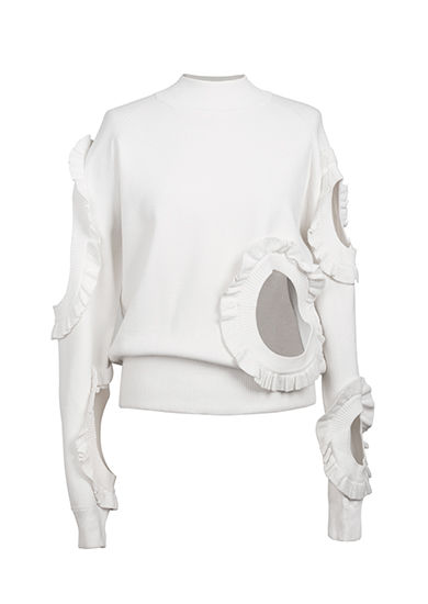 NEW IN STOCK -ELSA VISCOSE JUMPER - product image