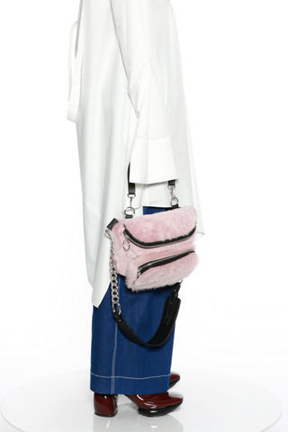 IN,STOCK,-,POM,CROSS,SHOULDER,BAG,PINK, BAG