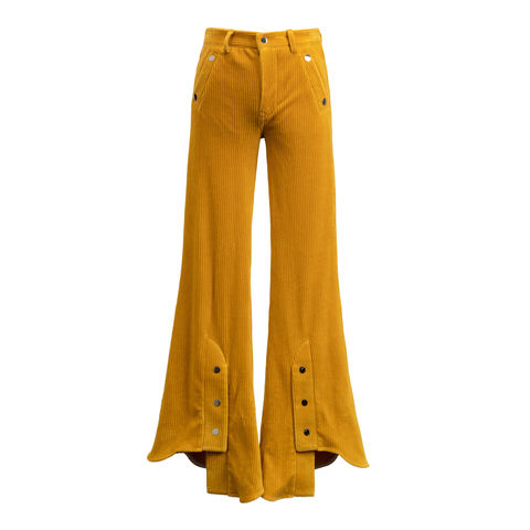 FANG,FLAIR,YELLOW, FANG, FLAIR, Trouser, JWH, WINTER, AUTUMN, FALL, 2018, 2019