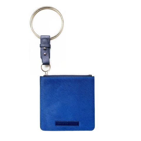 IN,STOCK,FAN,SQUARE,CLUTCH,BLUE, BAG