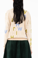 WEI JWH LOGO JUMPER  - product images 5 of 10