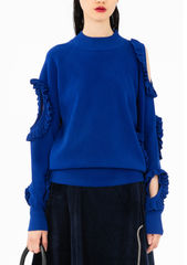 ELSA RUFFLE JUMPER - product images 9 of 10