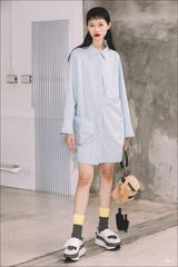 CLOUD SHIRT DRESS - product images 8 of 8