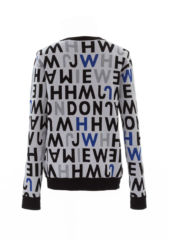 WEI JWH LOGO JUMPER  - product image