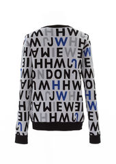 WEI JWH LOGO JUMPER  - product images 7 of 9