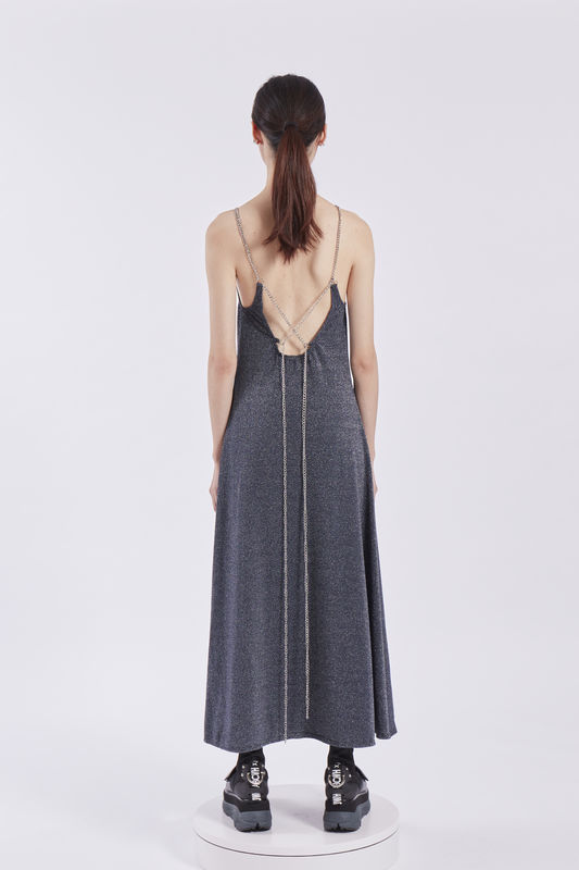 PRE ORDER - CHAIN JEAN DRESS - product image