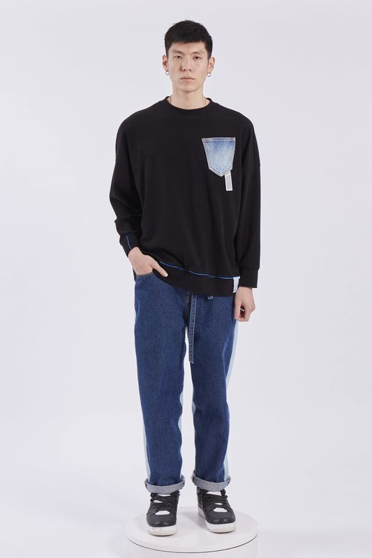 PRE ORDER - IVAN PIPING SWEATER - product image