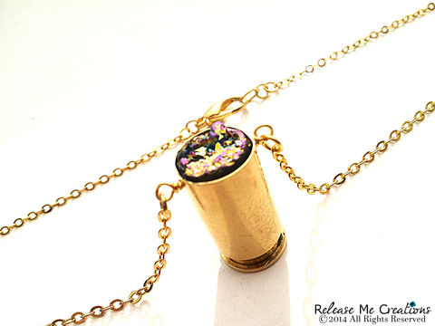 Druzy,Sunrise,Bullet,Necklace,druzy, bullet, smith and wesson, guns, nra, for her, gift, jewelry, hunter gift, hunter wife, military, military wife