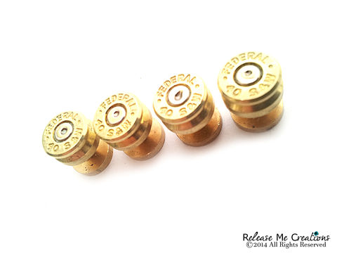 Smith,&,Wesson,Bullet,Tuxedo,Studs,tux stud, tuxedo stud, bullet, bullet stud, for him, groomsman, gift, wedding, country, outdoors, nra, federal, smith & wesson, winchester