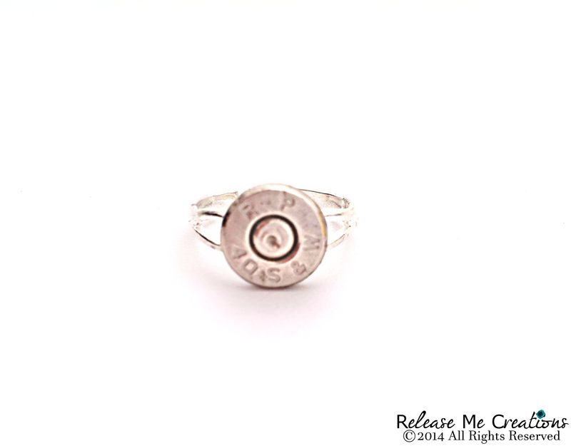 Smith & Wesson Silver Bullet Ring - product image
