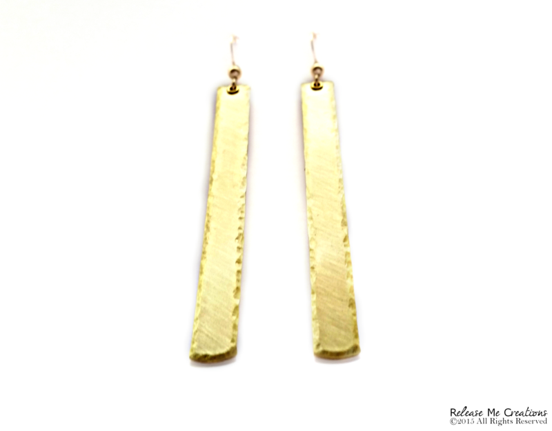 NuGold Tower Earrings - product image