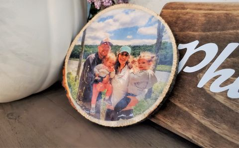 Rustic,Family,Portrait,Wood,Wall,Desktop,Plaque,family portrait gift, picture gift, mothers day, fathers day, wall decor, wood decor, desktop decor
