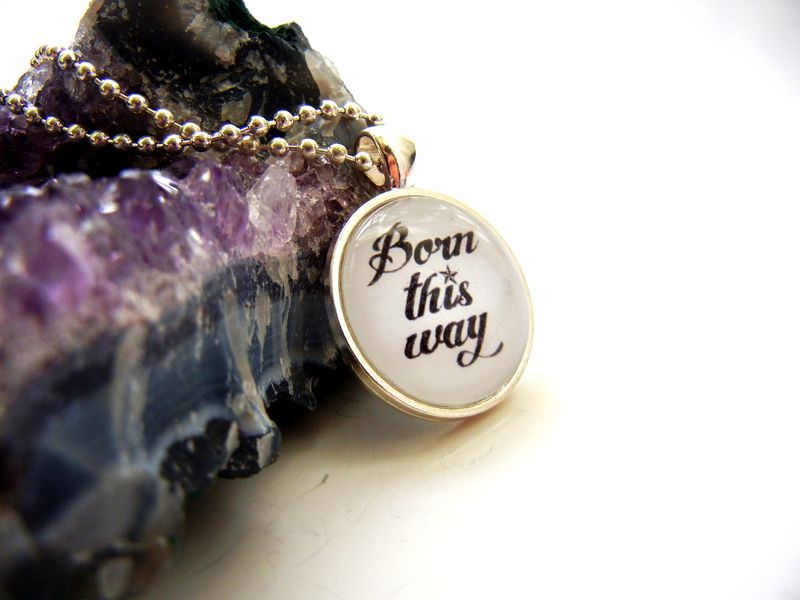 Born This Way Necklace - product image
