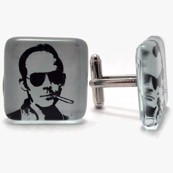 Hunter S. Thompson Cuff Links For Him - product image