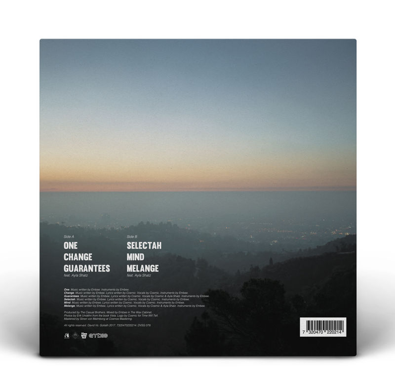 "The Casual Brothers - Grey EP (12"" Vinyl) - product images  of"