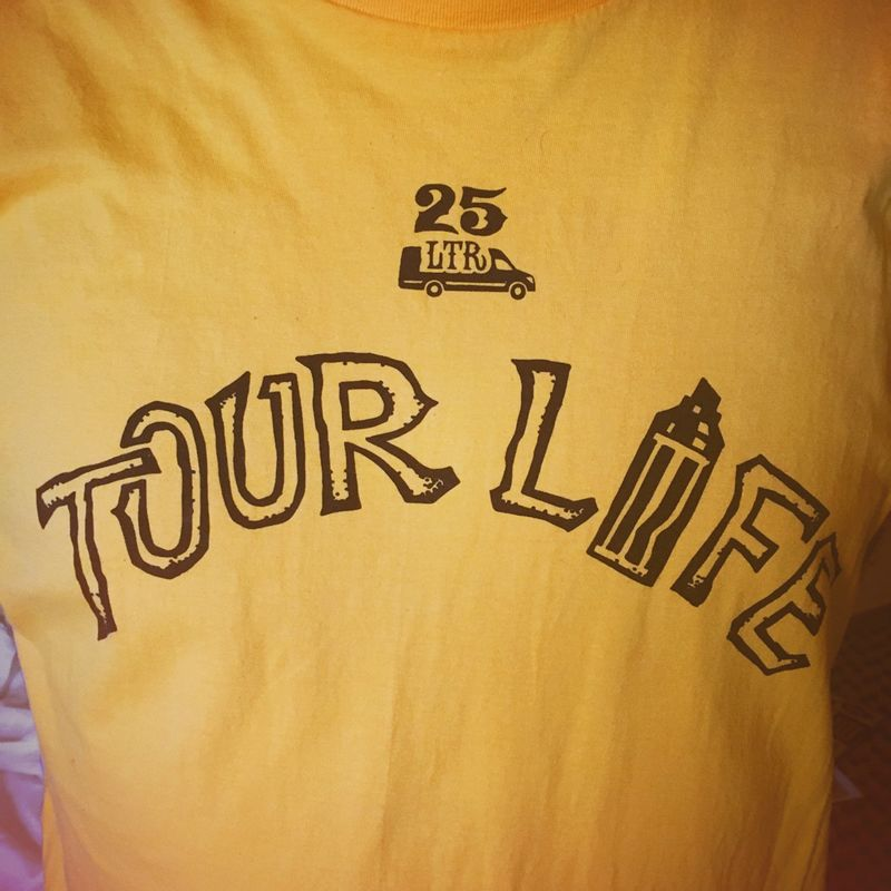 Tour Life Tee - product images  of
