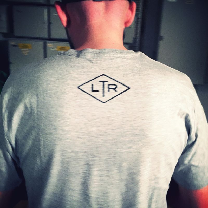 LTR 4 Names Tee (Gray) - product images  of