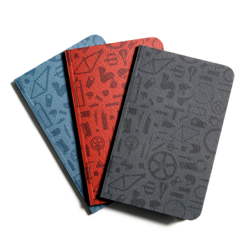 notō pocket journal - repeat - product images  of