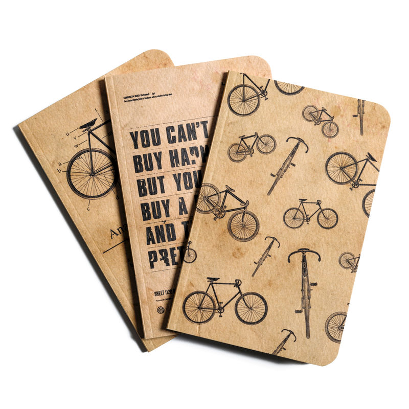 notō pocket journal - vintage - product images  of