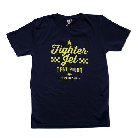 Proper,Job,-,Fighter,Pilot,100%,Organic,T-shirt,Anthony Oram, Proper Job, Fighter Pilot