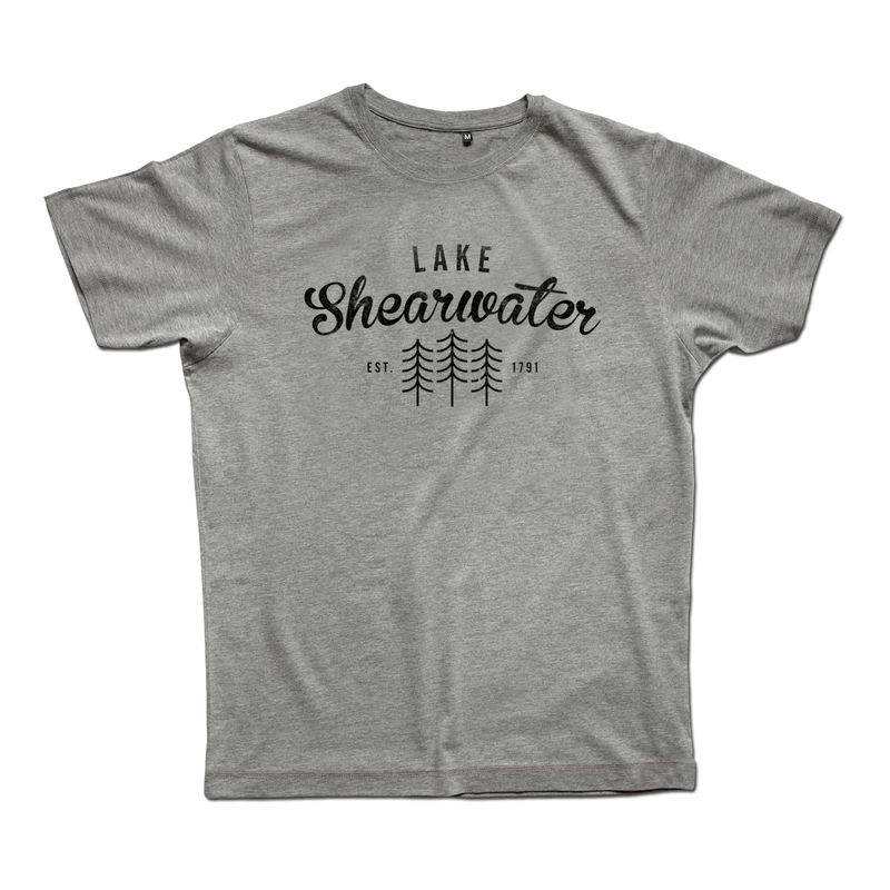 Lake Shearwater Men's Classic T-shirt - product images