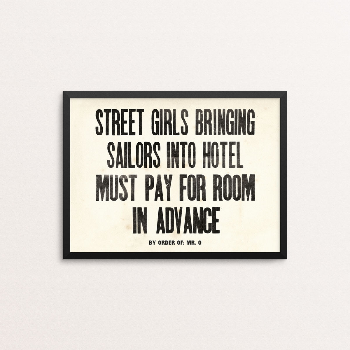 Street Girls - Giclee Print - product image