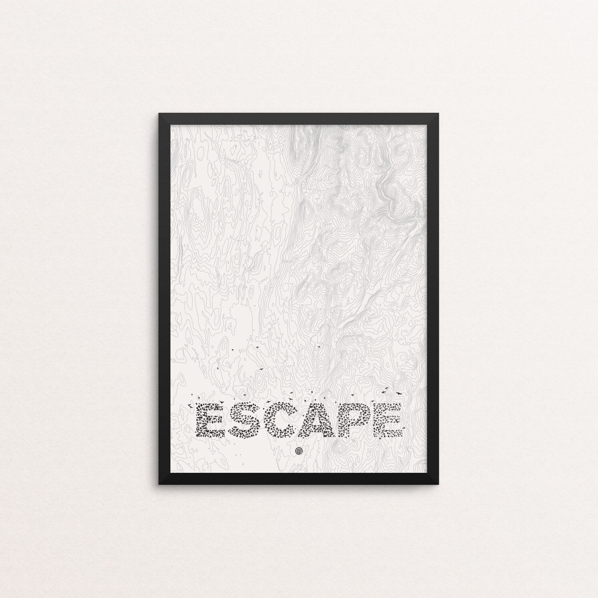 Escape - Giclee Print - product image