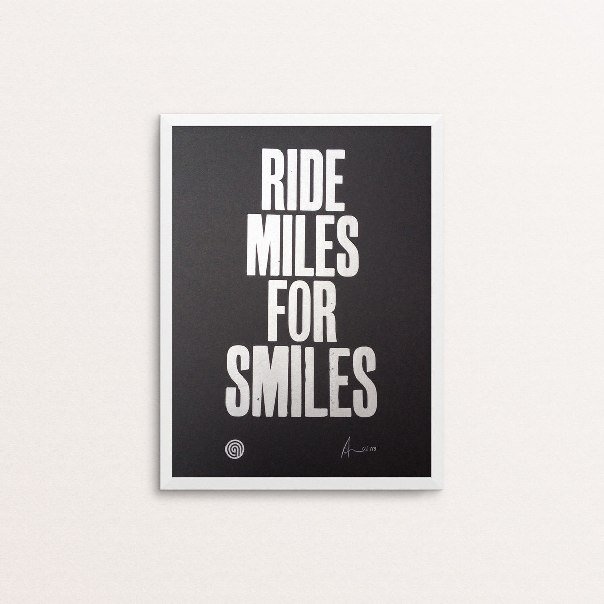 Ride Miles for Smiles - Special Edition - product image