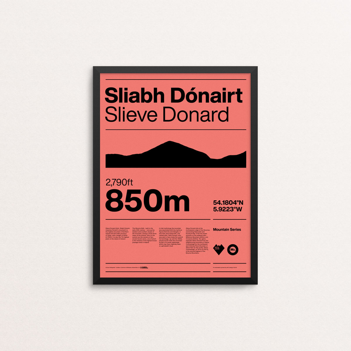MTN Love - Slieve Donard - product images  of