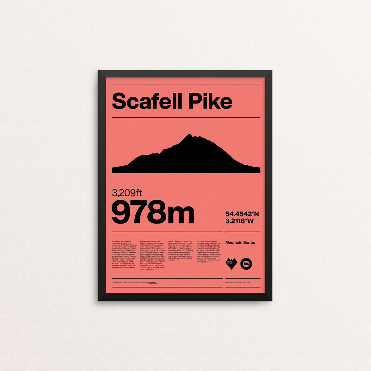 MTN Love - Scafel Pike - product image