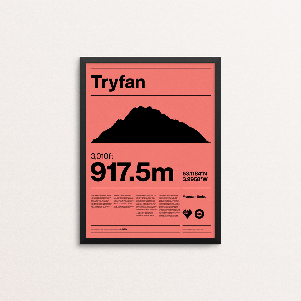 MTN Love - Tryfan - product images  of
