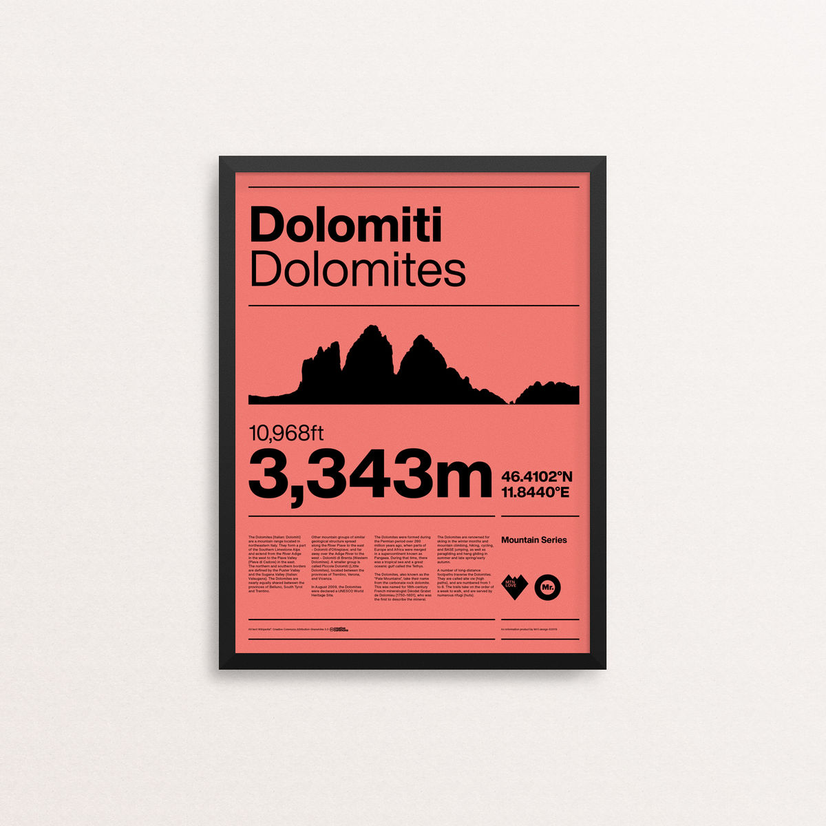 MTN Love - Dolomites - product images  of