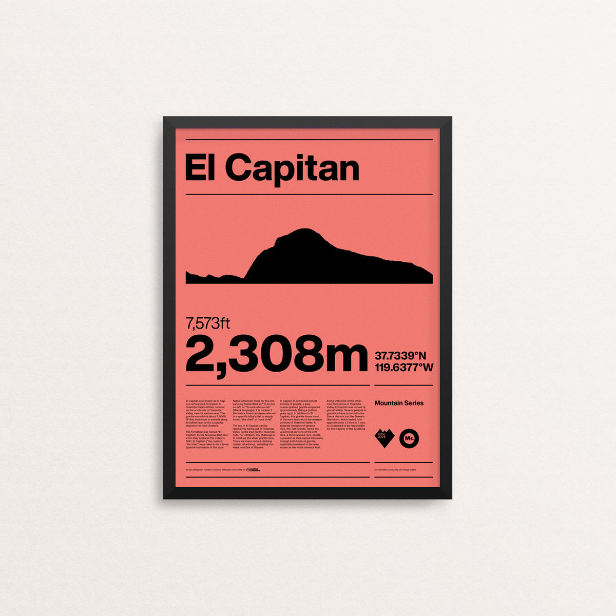 MTN Love - El Capitan - product image