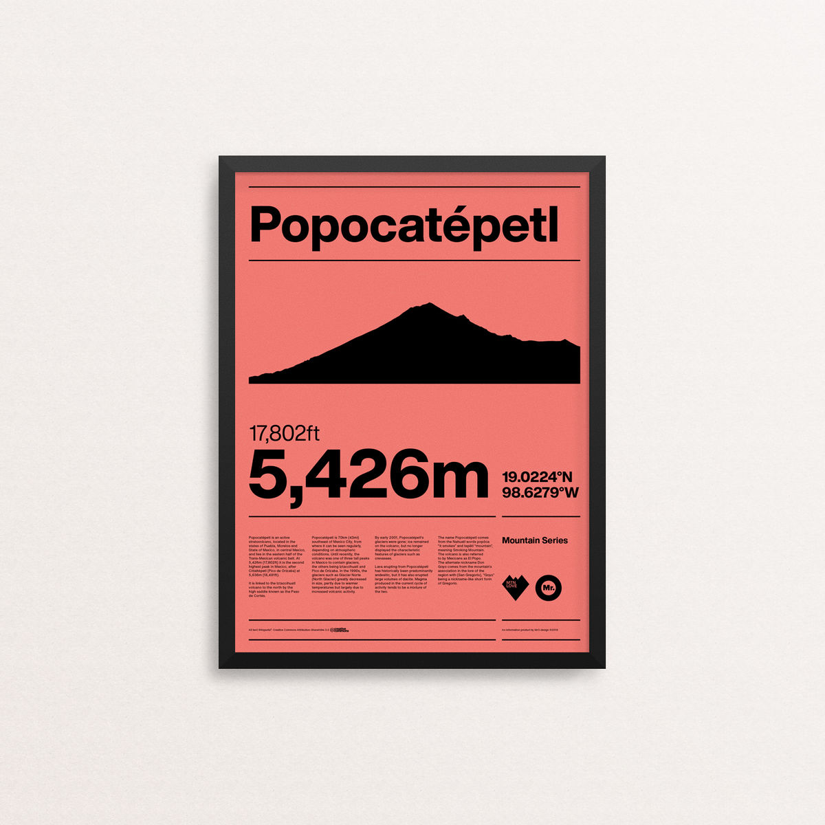 MTN Love - Popocatepetl - product images  of