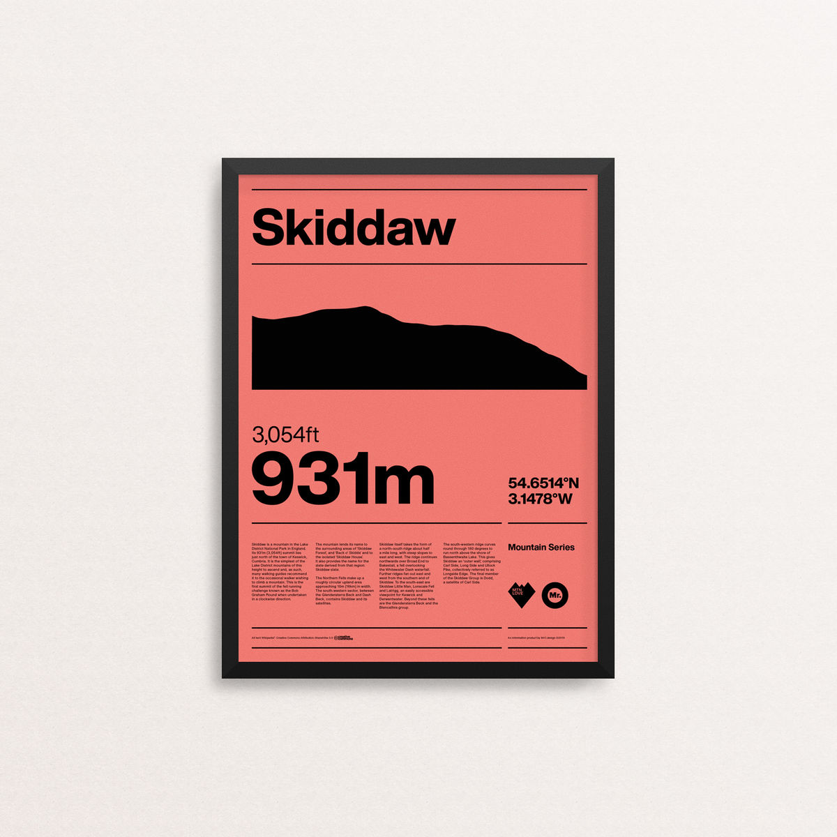 MTN Love - Skiddaw - product images  of