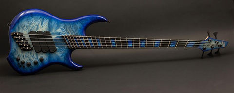 Dingwall,Z3,Blue,Jean,Burst,block,inlay,Dingwall Z3 Blue Jean Burst II