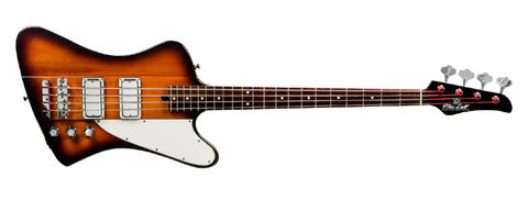 Mike,Lull,T4,2-Tone,Sunburst,Mike Lull T4 2-Tone Sunburst