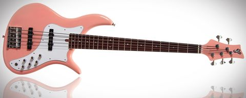 F,Bass,VF-J5,Coral,Pink,-,By,Order