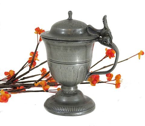 Early,19th,Century,Antique,European,Pewter,Condiment,Spice,Mustard,Pot,Housewares,Serving,antique_pewter,pewter_condiment,condiment_pot,19th_c_pewter_pot,pewter_mustard_pot,pewter_spice_pot,pewter_condiment_pot,european_pewter,european_mustard,european_condiment,european_mustard_pot