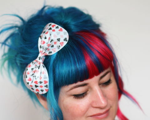 Lenticular,Fabric,Bow,,Headband,or,Clip,,Various,Colours,and,Designs,Accessories,Hair,women,metal_headband,ruby_red,bow_headband,adult_headband,glitter_bow_headband,red_glitter,valentine,valentine_accessory,red_hairband,hairband,head_band,glitter_headband,red_glitter_fabric