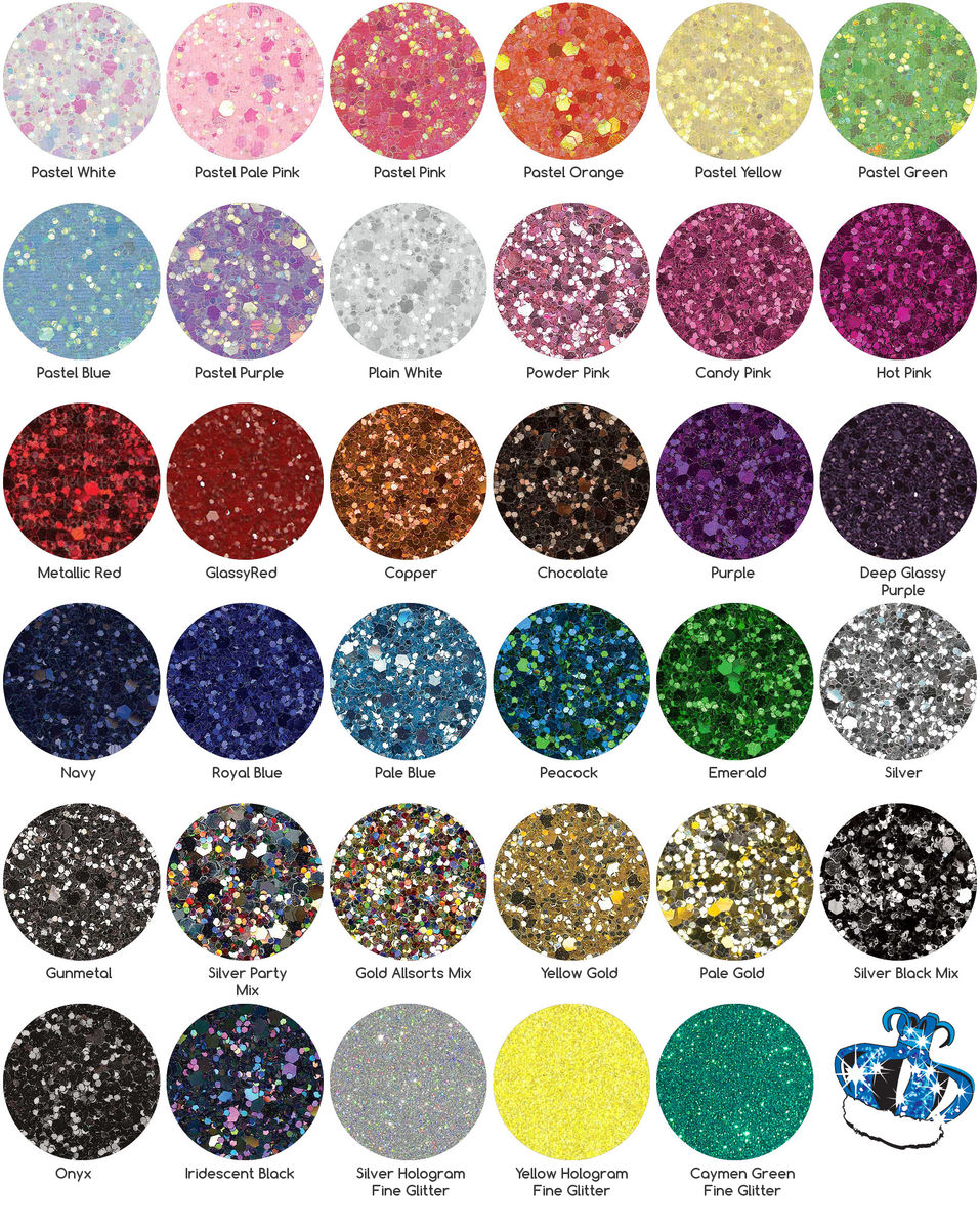 Mini Crown, Glitter, SALE! - product images  of