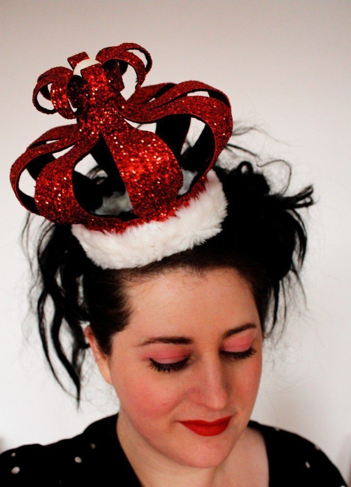Burlesque Queen of Hearts crown, Pick your colour - product images  of