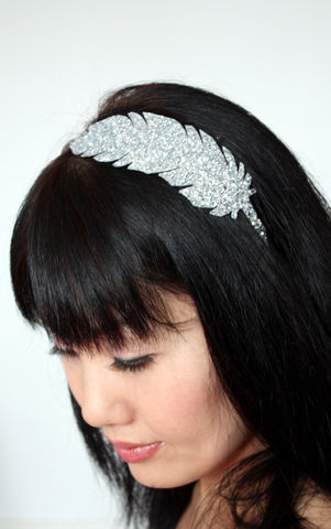 Glitter,Feather,Goddess,Headband,Accessories,Hair,glitter,women,sparkle,metal_headband,janinebasil,uk,wholesale,feather,goddess,silver,ttt,glitter_fabric