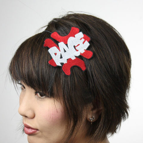 Rage,Headband,,Manga,Inspired,Throbbing,Veins,Accessories,Hair,Headband,women,janine_basil,janinebasil,uk,wholesale,anime,manga,rage,throbbing_vein,red,manga_headband,rage_headband,anime_headband,polyester_felt,rayon_thread,elastic