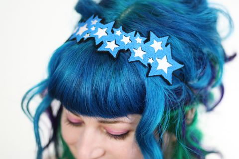 Superhero,Stars,Headband,Stars headband, star hair band