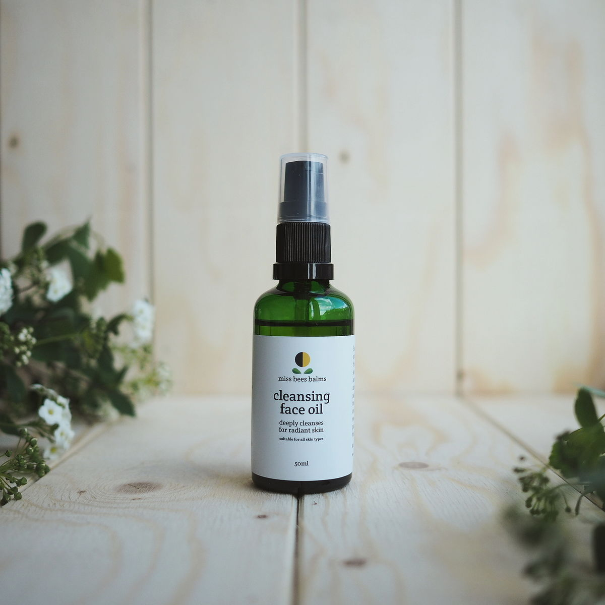 cleansing face oil  - product image