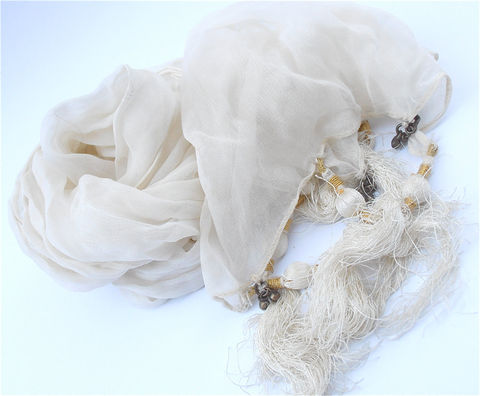 Vintage,Fringe,Beige,Scarf,Vanilla,Silver,Bell,Indian,Bells,Extra,Long,Off,White,Vtg,Accessories,vintage_fringe_beige,fringe_beige_scarf,vanilla_fringe_scarf,silver_bell_indian,bell_indian_scarf,silver_bells_scarf,extra_long_off_white,off_white_scarf,extra_long_scarf,villa_collezione,beige_boho_scarf,beige_hippie_scarf,etsy_