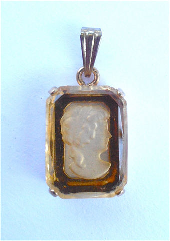 Vintage,Intaglio,Cameo,Pendant,Venetian,Etched,Glass,Crystal,Murano,vintage venetian intaglio pendant, vintage etched glass crystal pendant, vintage crystal glass crystal pendant, vintage murano intaglio rectangular pendant, vintage intaglio crystal glass pendant, vintage cameo rectangle pendant, italian intaglio pendant
