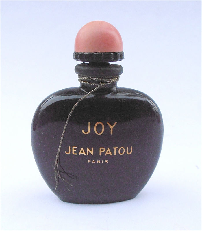 Vintage Joy Perfume Jean Patou Fragrance Miniature Perfume Bottle Mini Perfume Bottle Perfume Collectible French Perfume Vintage 60s Perfume - product images  of