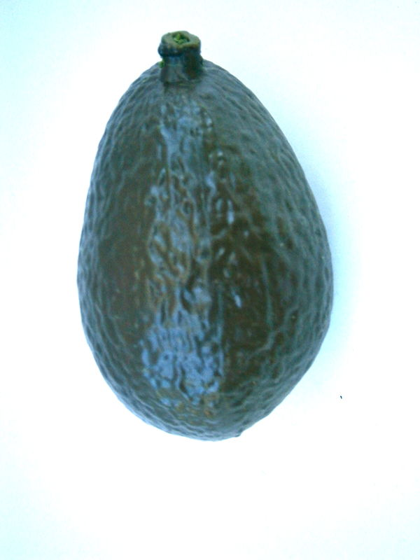 Vintage Dark Green Avocado Plastic Hard Display Kitchen Décor Table Setting Center Piece One Wedding Centerpiece Realistic Salad Decoration - product images  of
